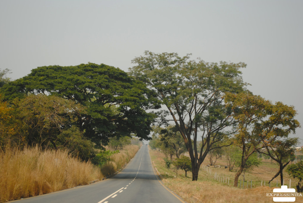 Expressinha Angola Huambo Estrada