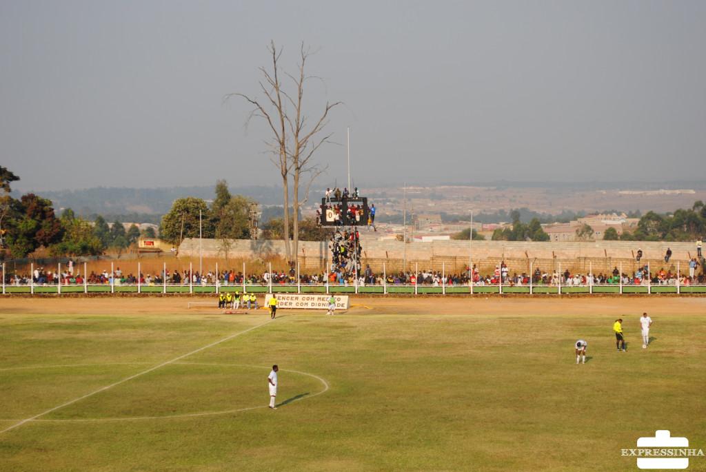 Expressinha Angola Huambo Futebol