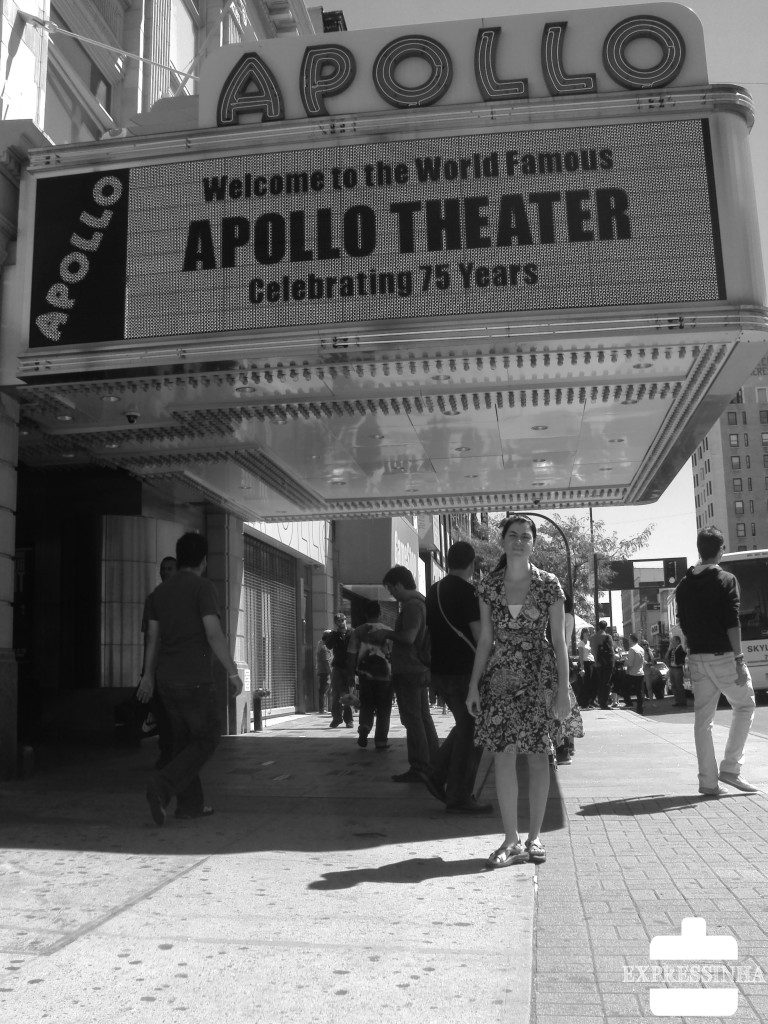 Expressinha NY Harlem Apollo Theater