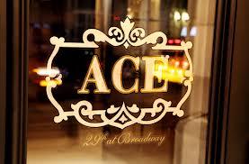 Expressinha New York Ace Hotel