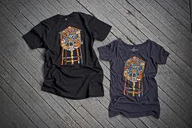 Camisetas da Brooklyn Industries