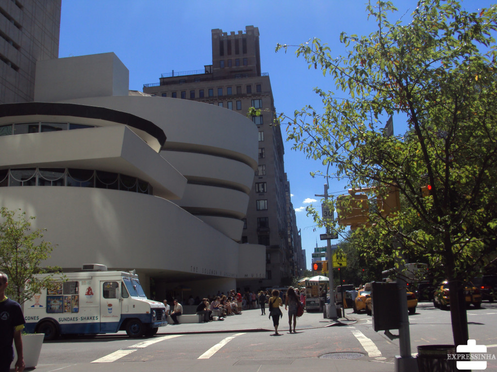 Expressinha NY Guggenheim Museum