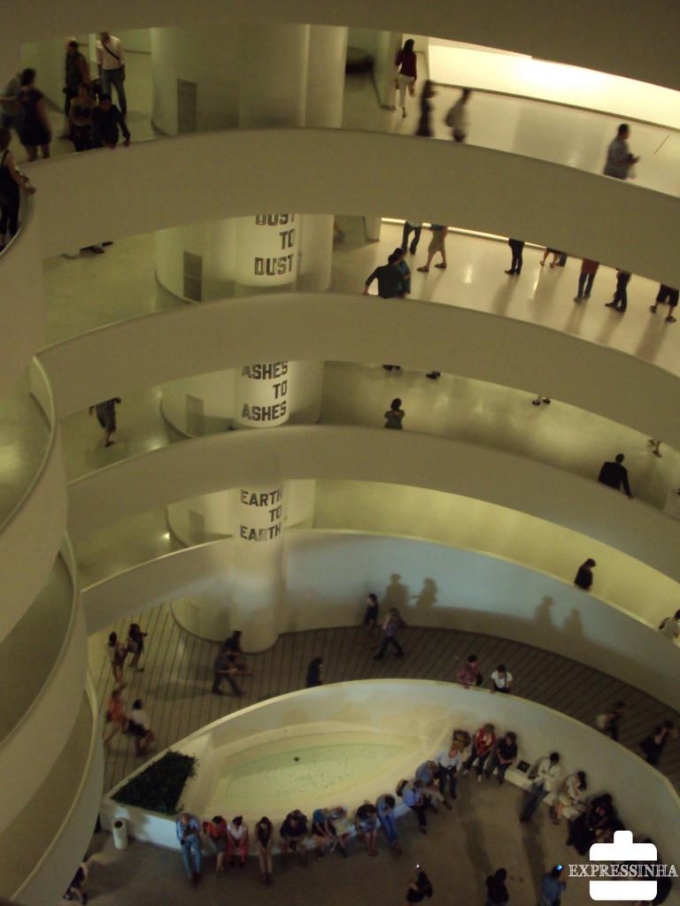 Expressinha NY Guggenheim