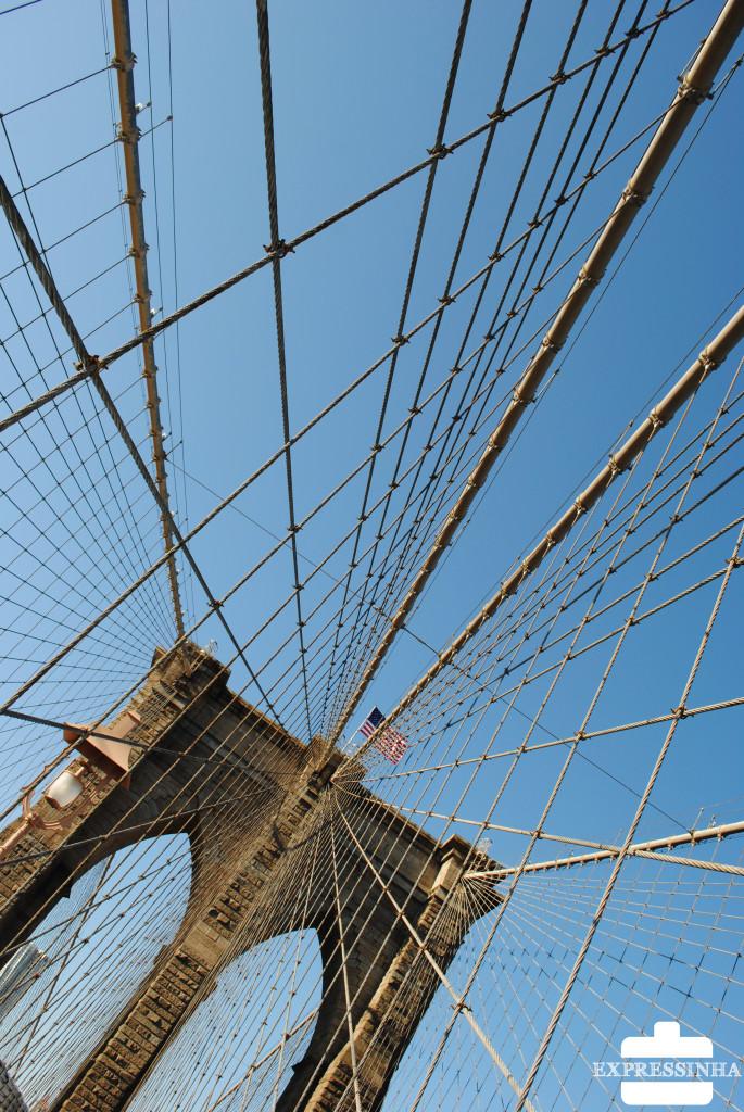 Expressinha NY Ponte do Brooklyn