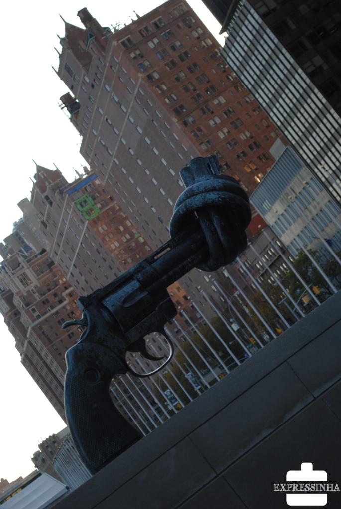 Expressinha NY Sede da ONU