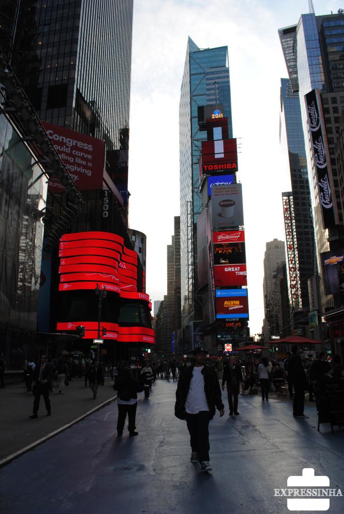 Expressinha NY Times Square