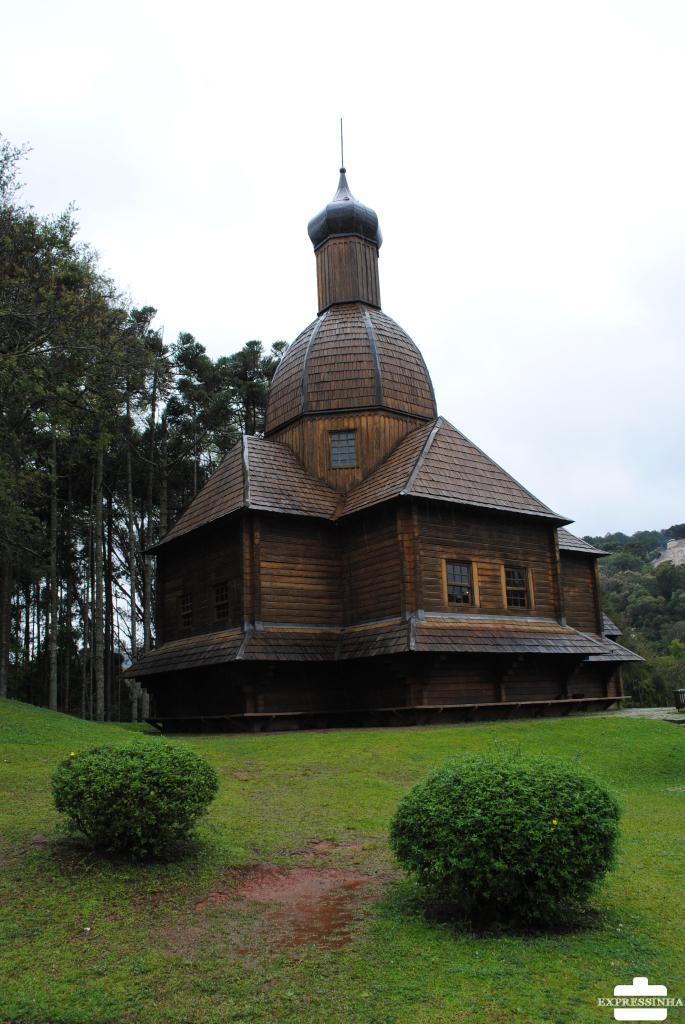Curitiba Memorial Ucraniano