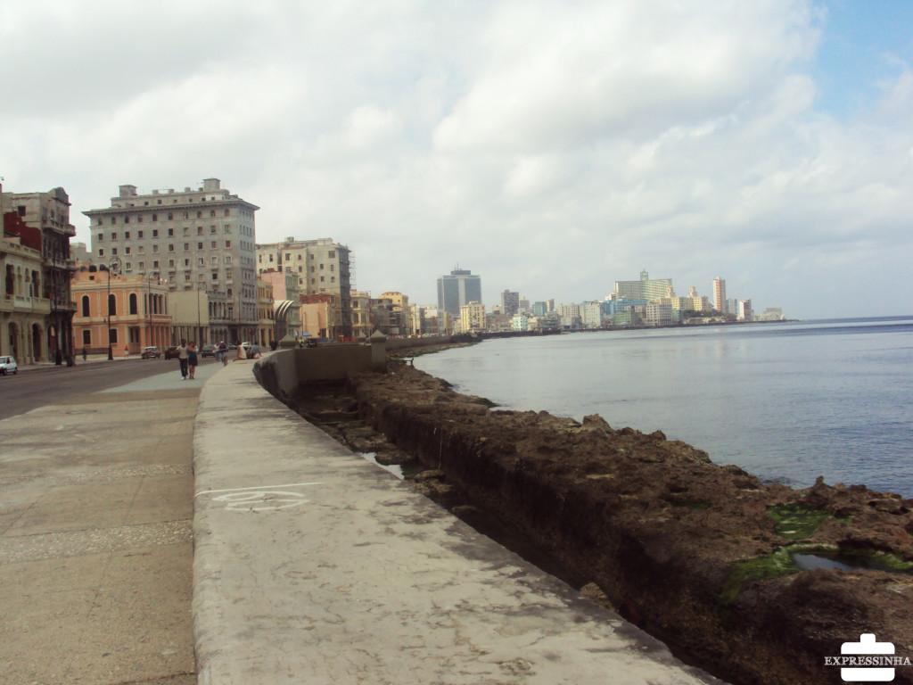 Cuba Havana Malecón