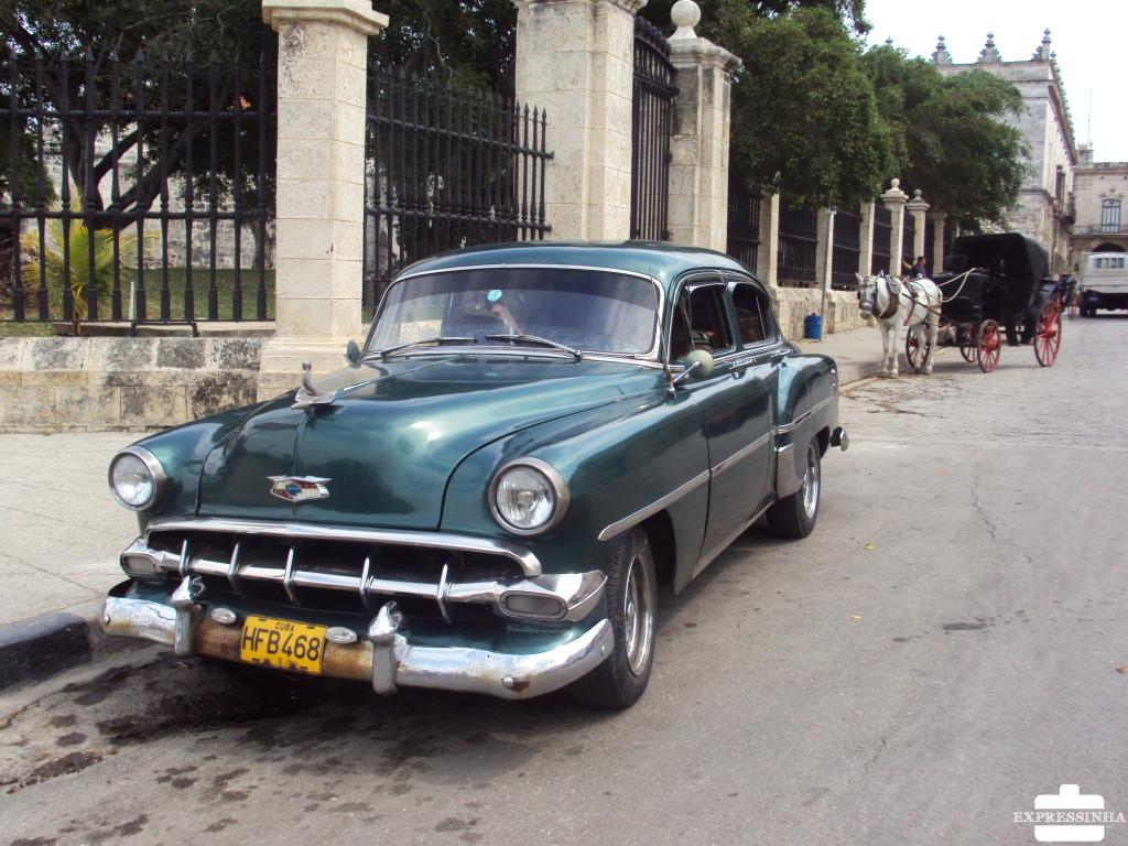 Cuba carro