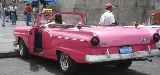 Cuba Carro Taxi