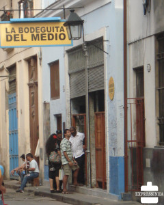 Havana Cuba Bodeguita del Medio