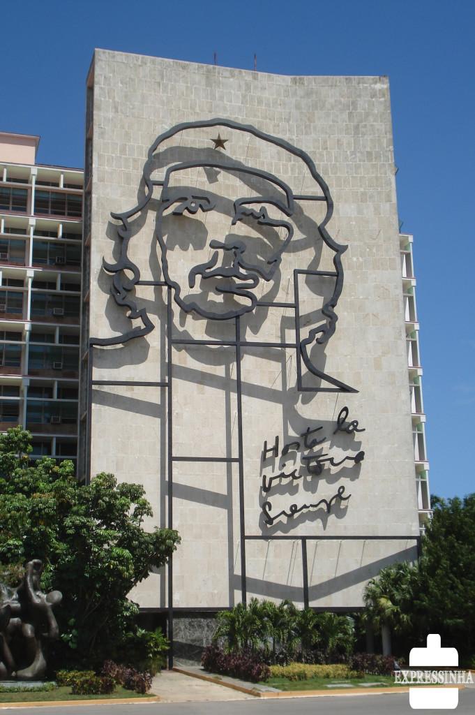 Cuba Havana Plaza de la Revolución