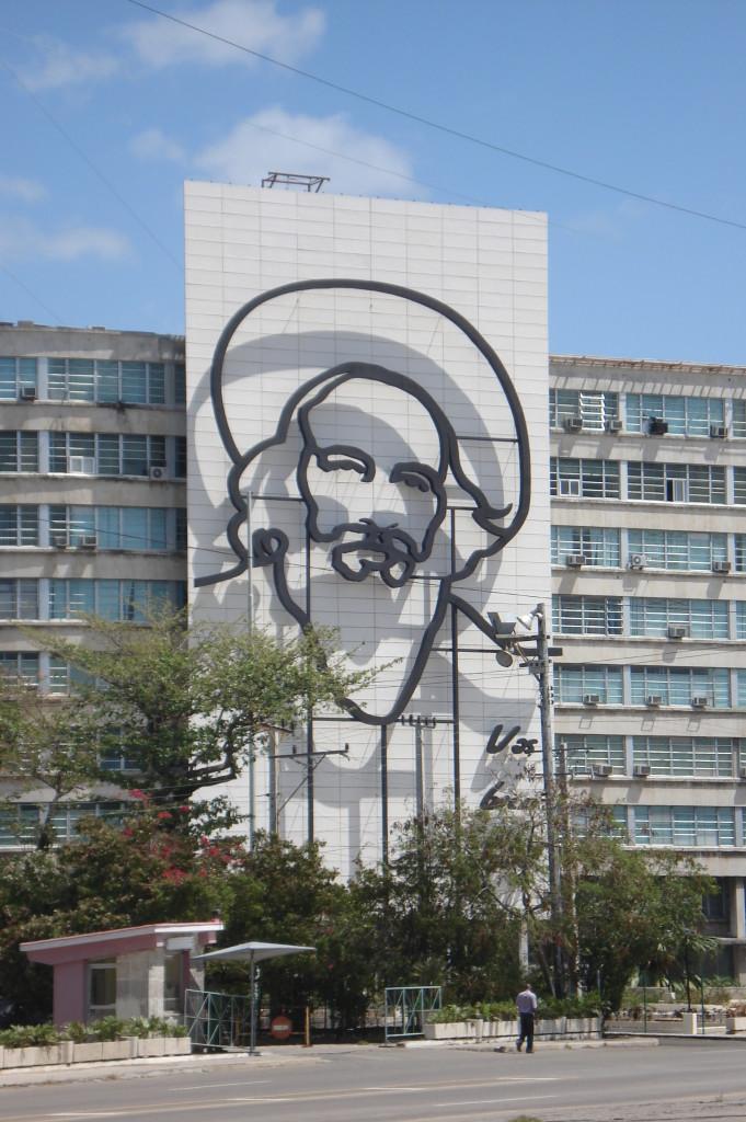 Cuba Havana Plaza de la Revoluión