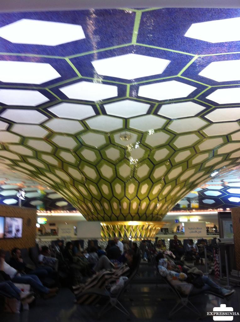 Expressinha Abu Dhabi Aeroporto 2