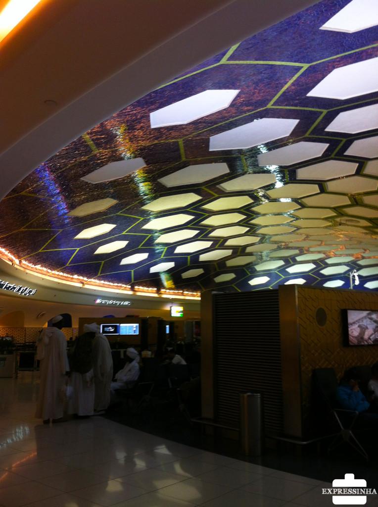 Expressinha Abu Dhabi Aeroporto