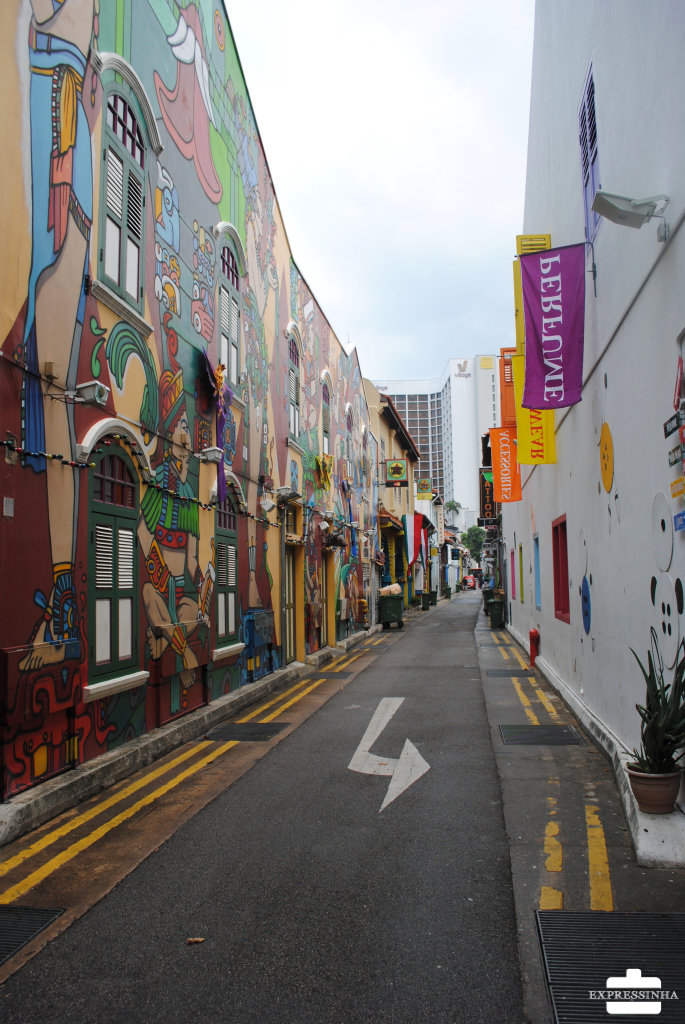 Singapura Haji Lane