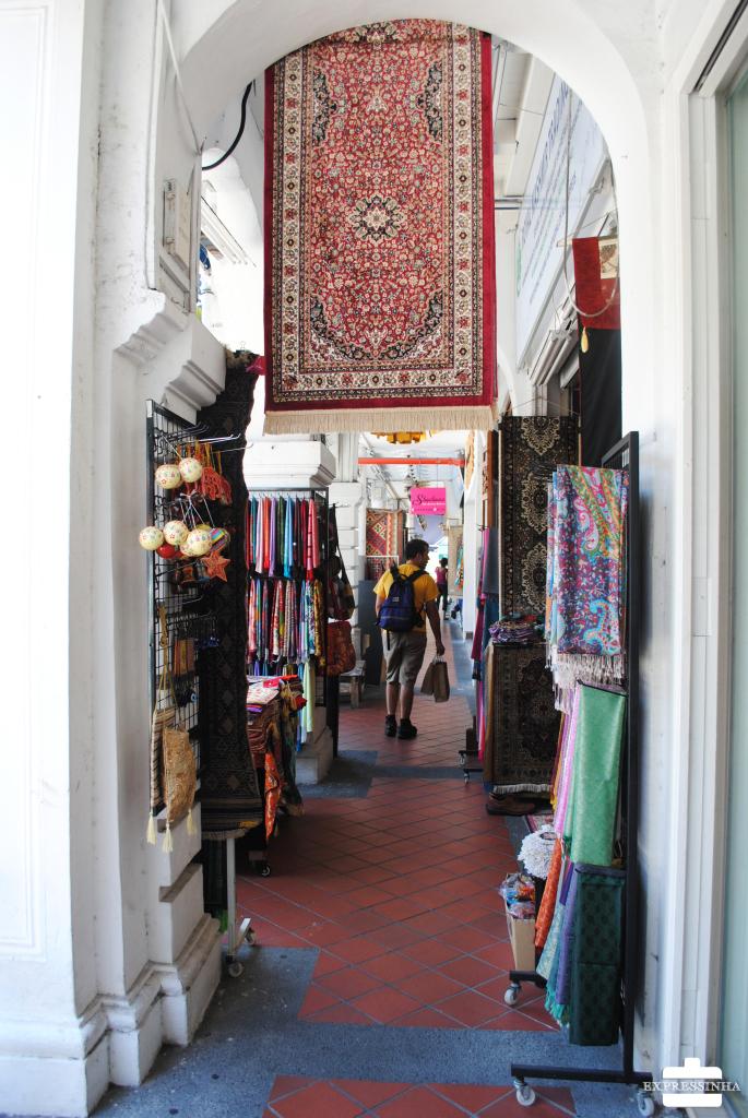 Singapura Arabe Quarter