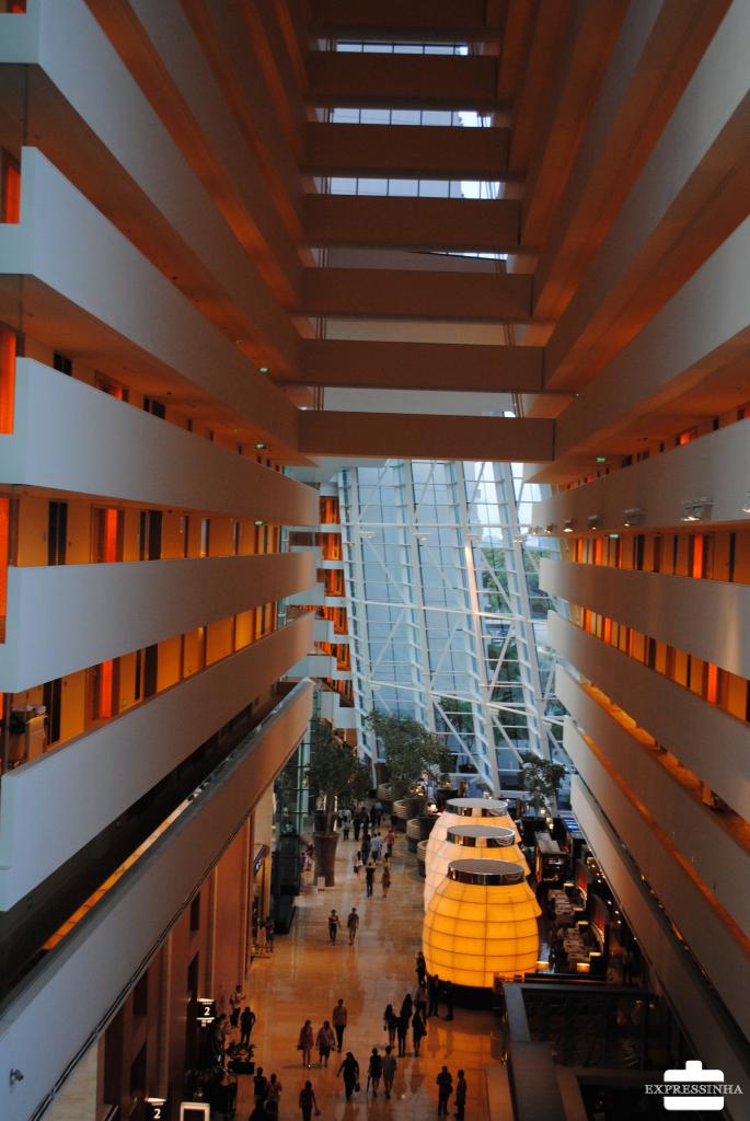 Singapura Marina Bay Sands