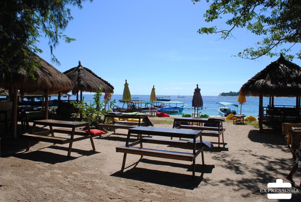 Indonesia Bali Lombok Gili Trawangan