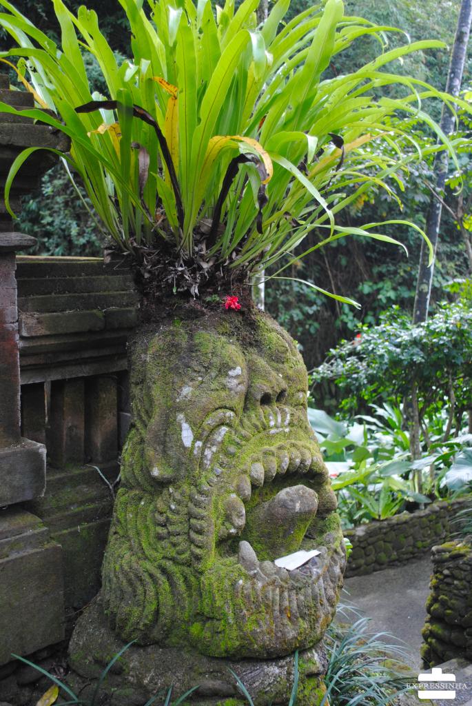 Indonesia Bali Ubud Tjampuhan Hotel