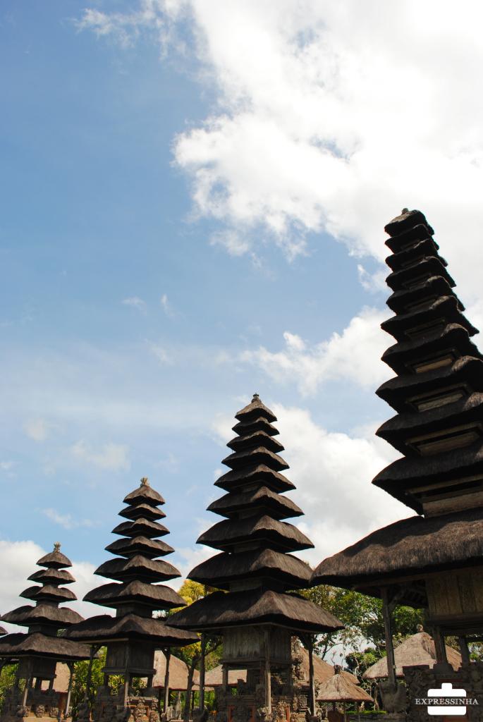 Indonesia Bali Ubud Taman Ayun