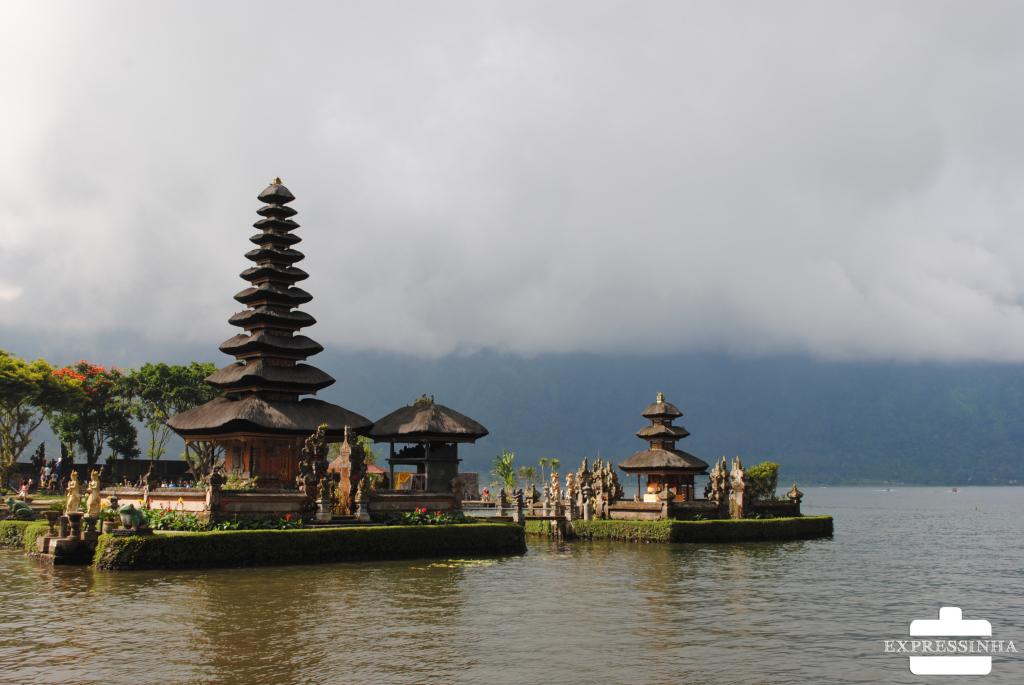 Indonesia Bali Ubud Ulun Danu Beratan