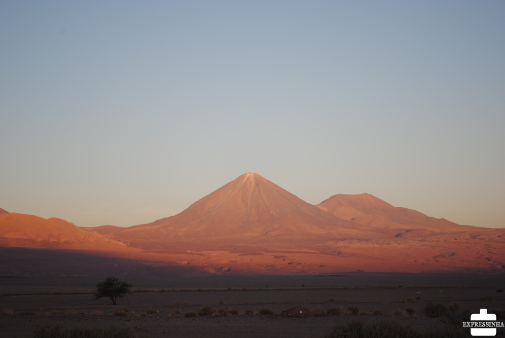 Chile Atacama Licancabur