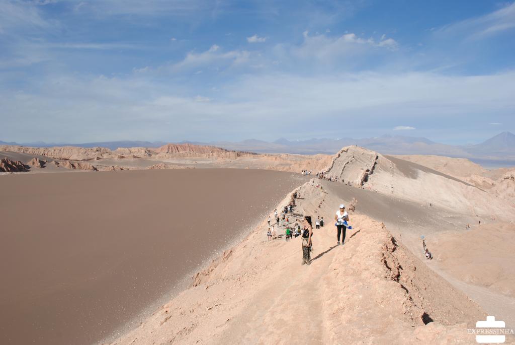 Chile Atacama Valle de la Luna