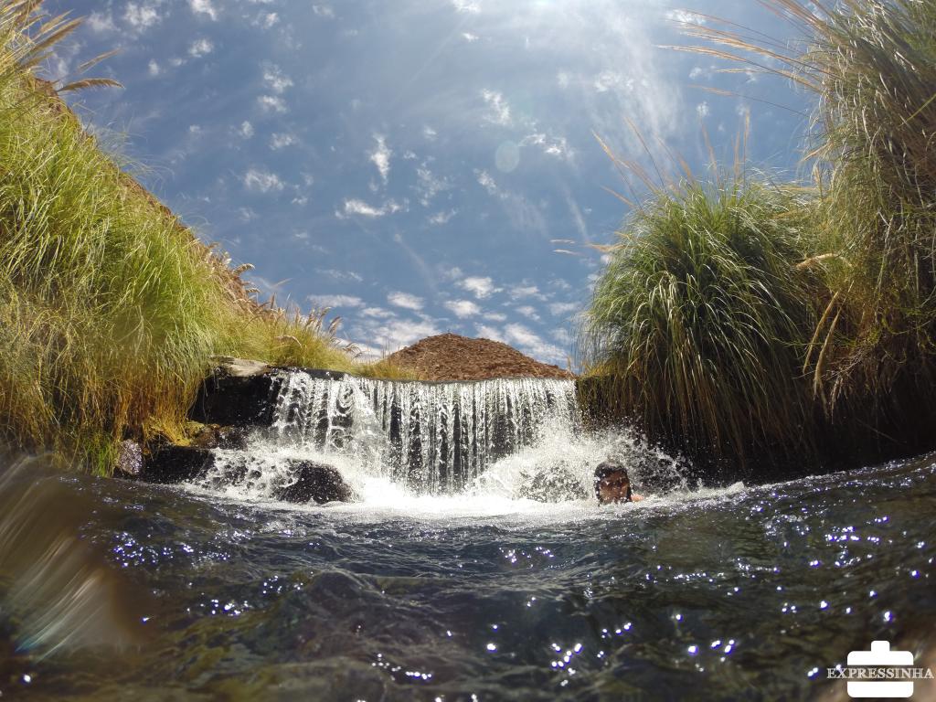 Chile Atacama Termas de Puritama