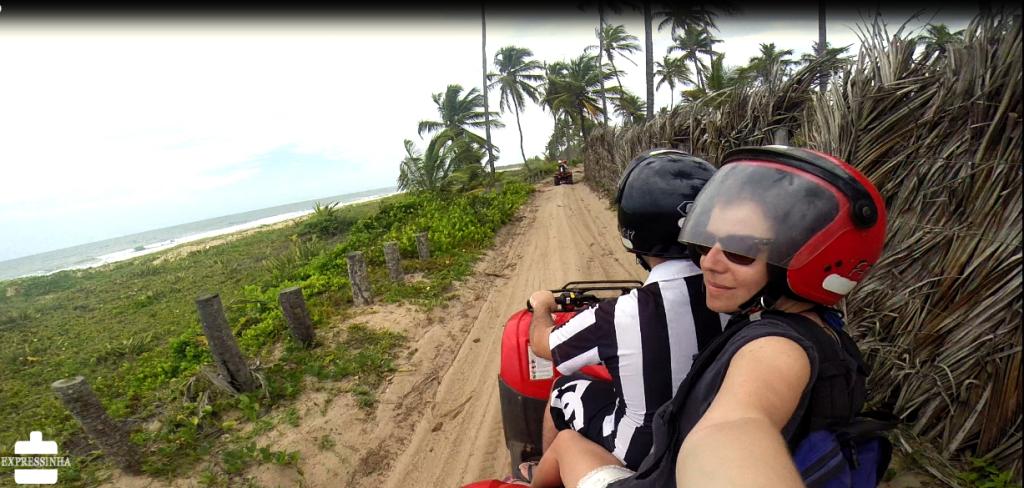 Bahia Taipu de Fora Quadriciclo