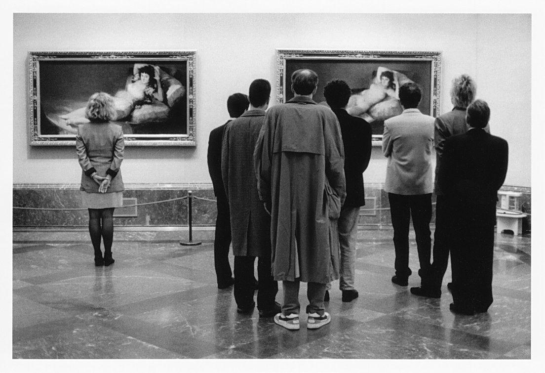 Elliot Erwitt Museo del Prado