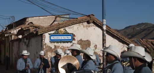 Peru Curso San Blas
