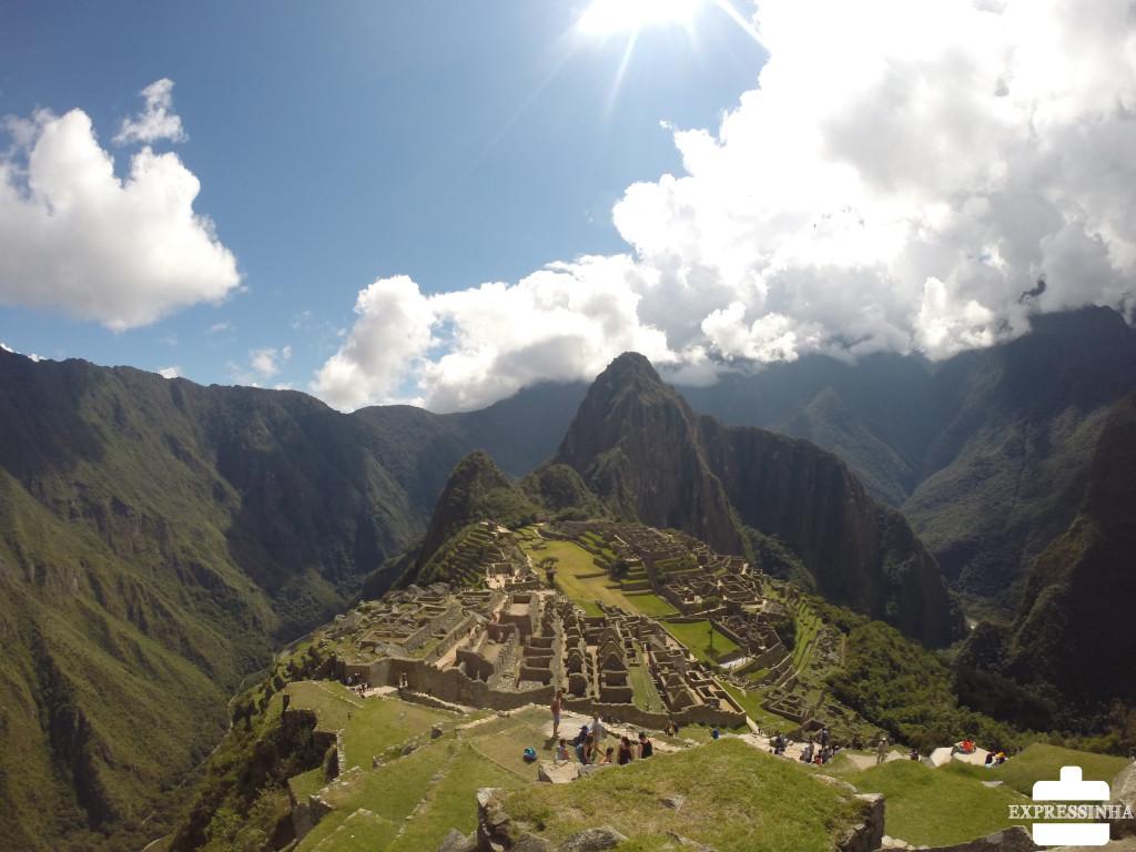 Peru Machu Picchu Sol