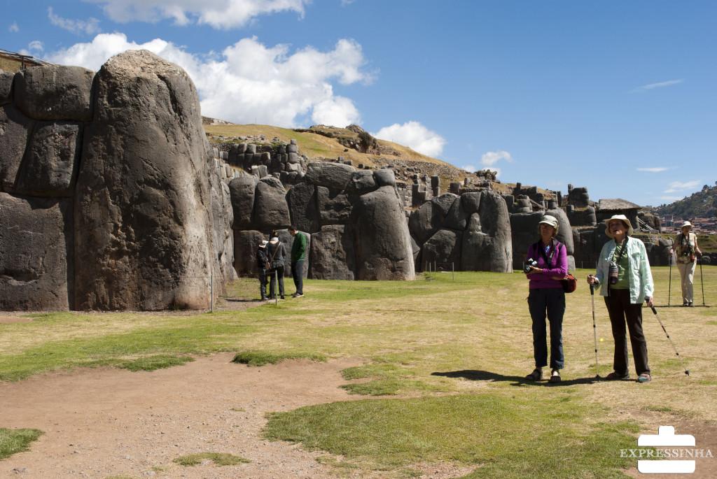 Peru Cusco City Tour Saqsayhuaman