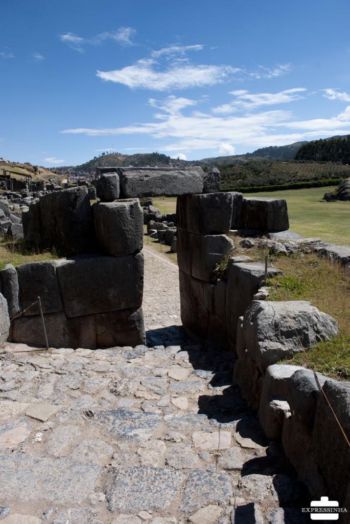 Peru Cusco Saqsayhuman