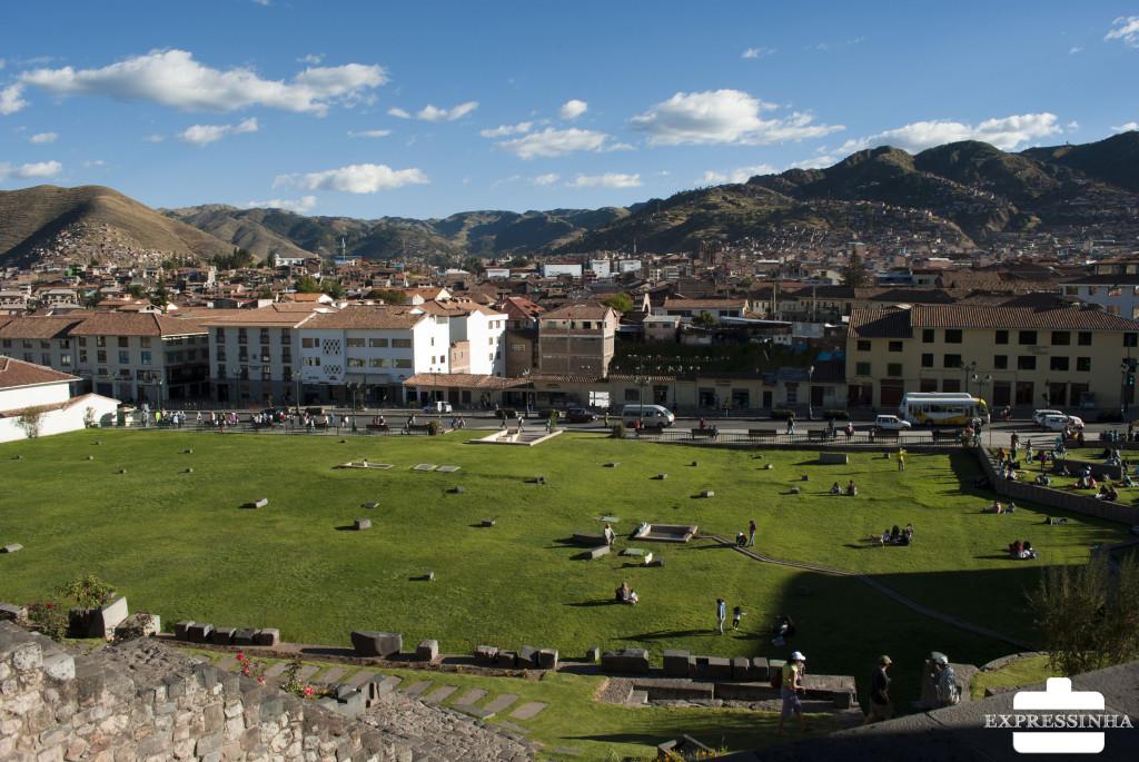 Peru Cusco Qoricancha