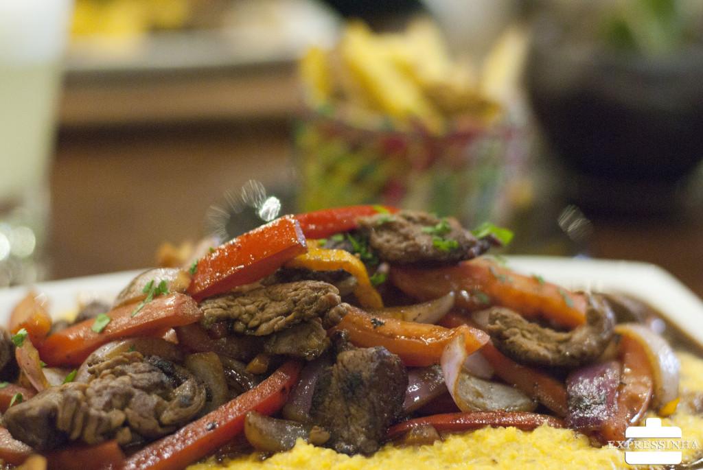 Peru Cusco Cafe Morena Lomo Saltado