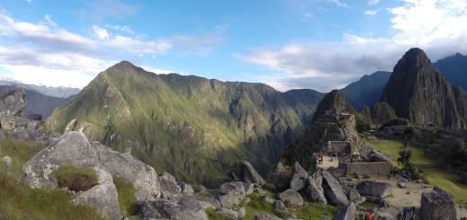 Peru Machu Picchu Manhã