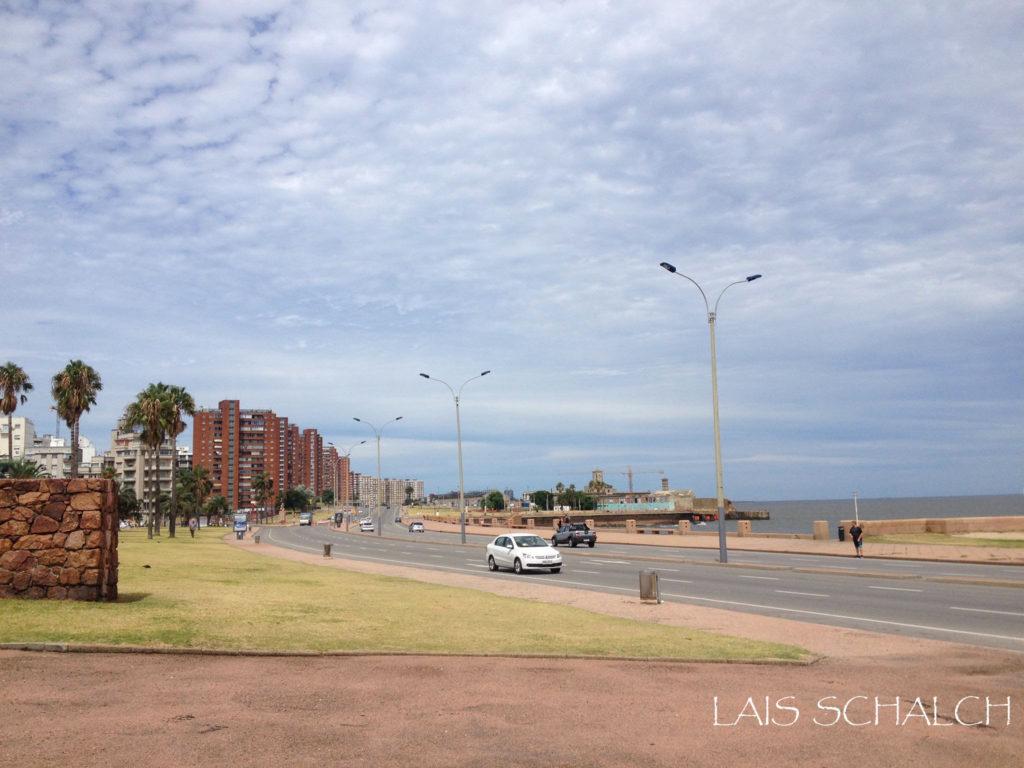 Uruguai Montevideo Ramblas