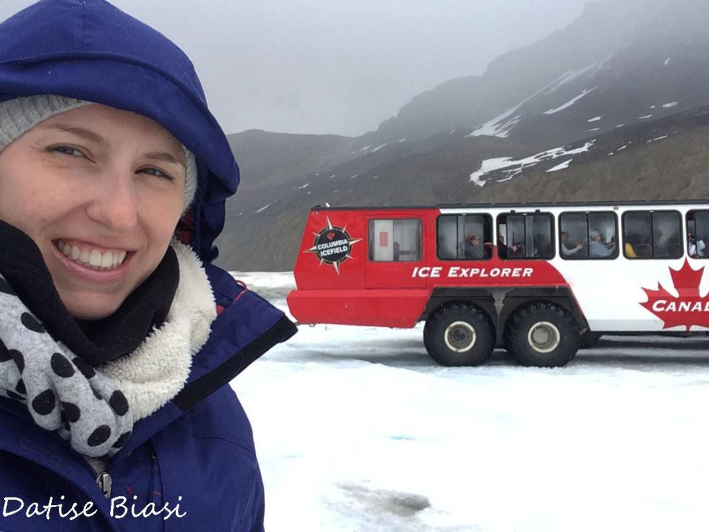Canadá Athabasca Glacier