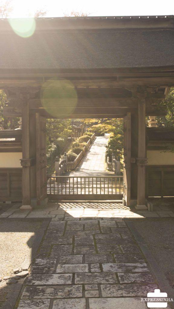 Japão Koyasan Shojoshi-in Temple
