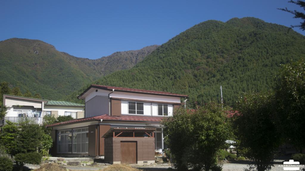 Japão Lago Kawaguchiko Guesthouse Minori-an