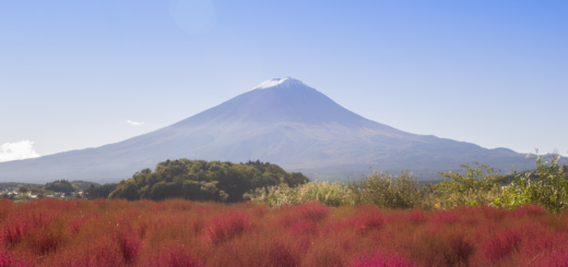 Japão Lago Kawaguchiko Monte Fuji
