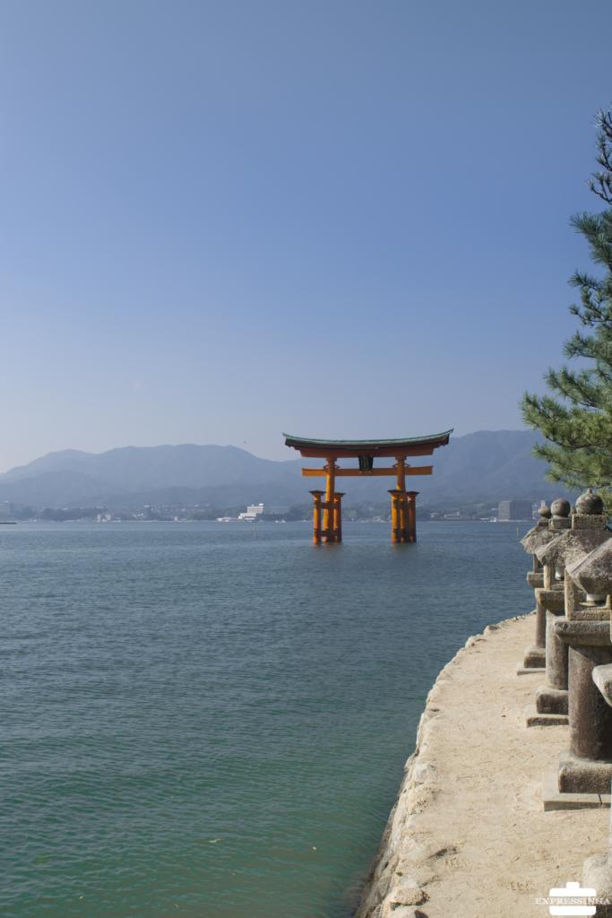 Japão Hiroshima Myajima