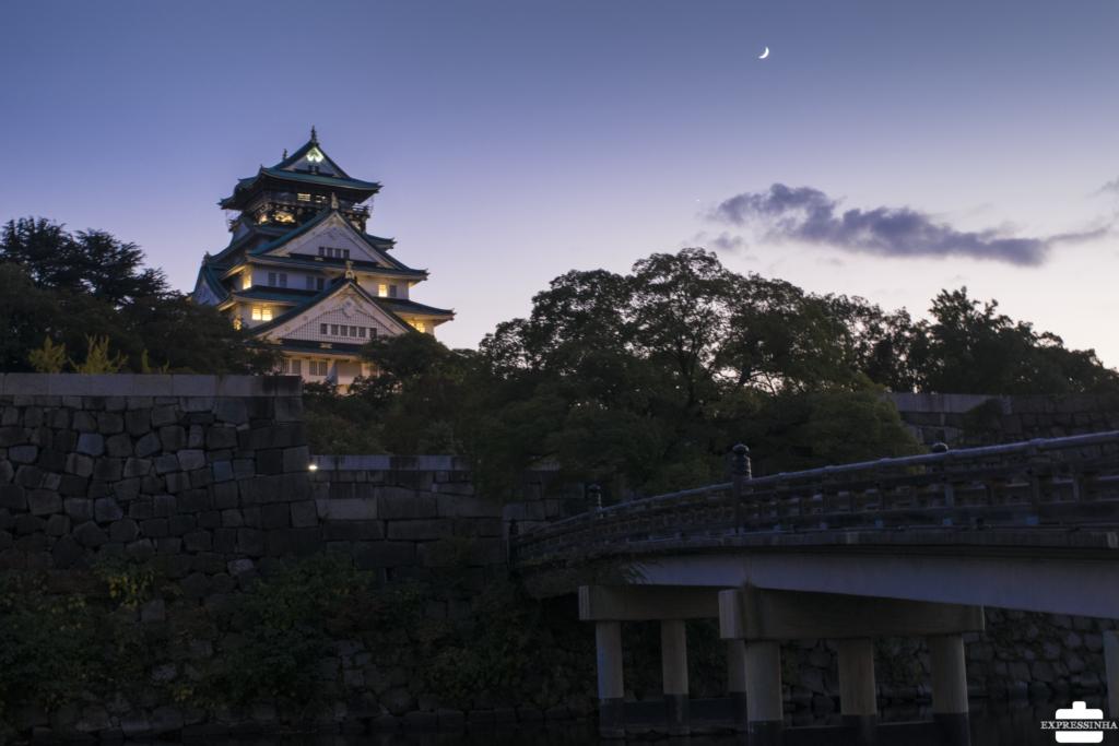 Japão Castelo de Osaka