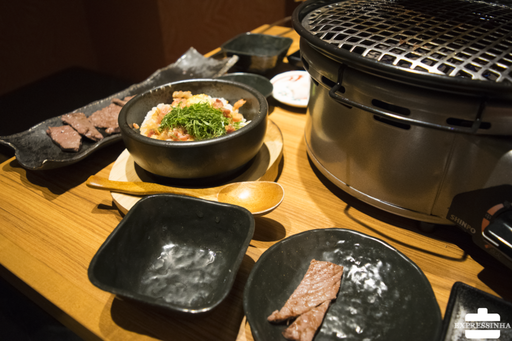 Japão Osaka Carne Matsubara