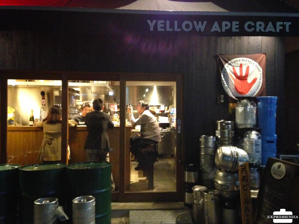 Japão Osaka Cerveja artesanal