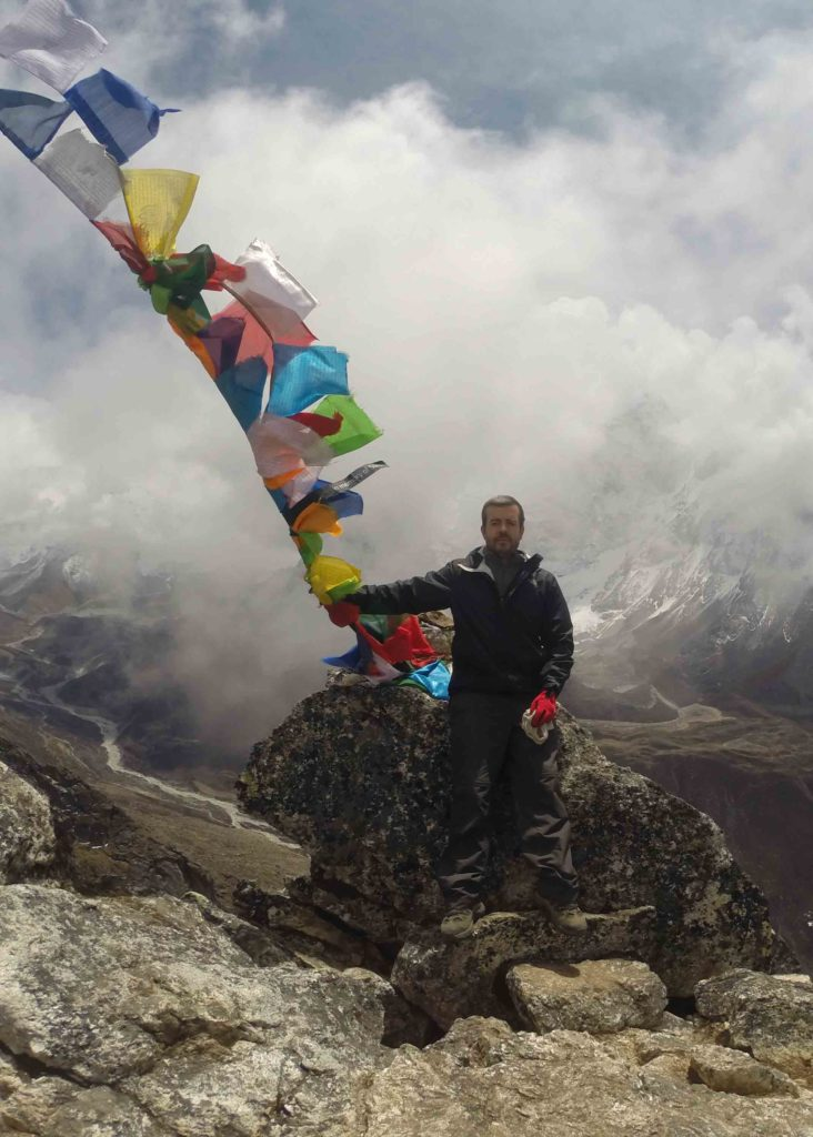 Nepal Everest trekking