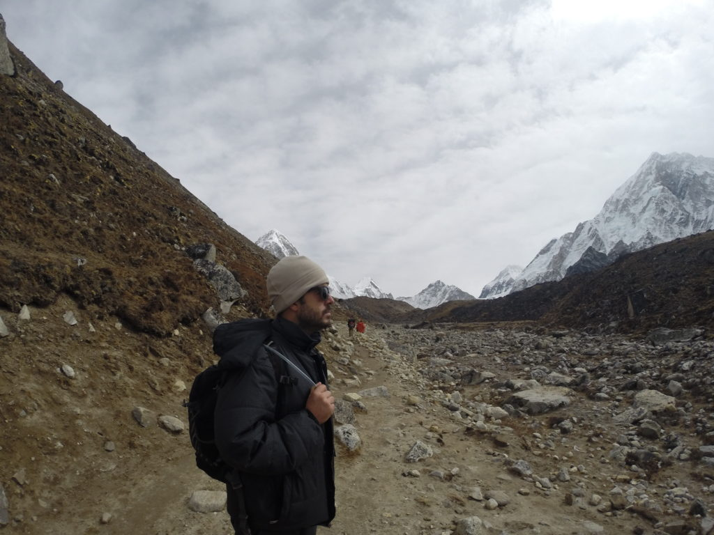 Nepal Everest Trekking Base Camp