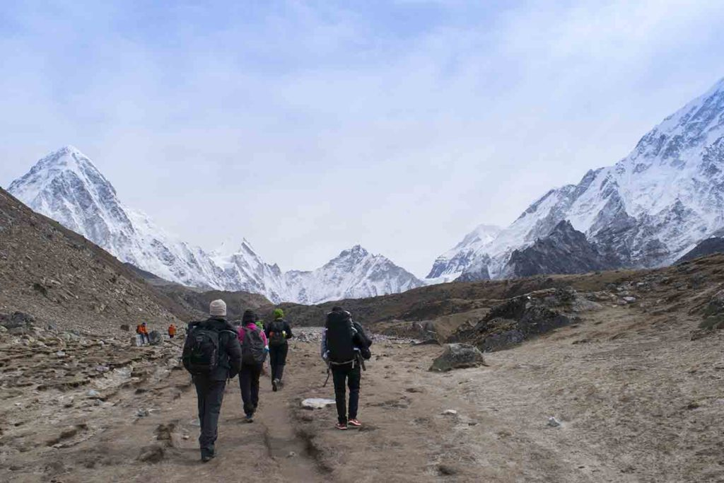 Nepal Everest Trekking